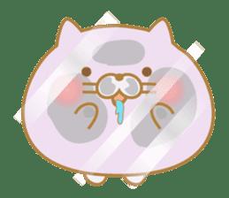 chubby animal sticker #7455964