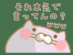 chubby animal sticker #7455967