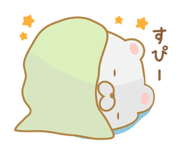 chubby animal sticker #7455971