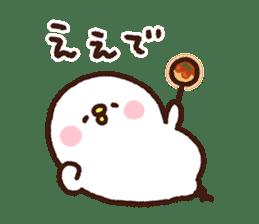 Piske&Usagi. (KANSAI-BEN) by Kanahei sticker #7457042