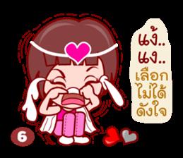 Gigi in TAROT World (Major Arcana) sticker #7463347
