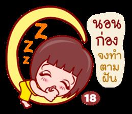 Gigi in TAROT World (Major Arcana) sticker #7463370