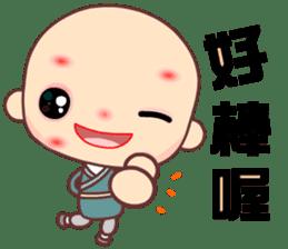 I am a happy zenman sticker #7473310