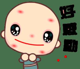 I am a happy zenman sticker #7473339