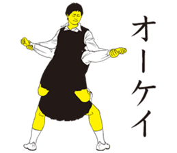 PU-JOSHI sticker #7474226