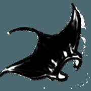สติ๊กเกอร์ไลน์ ปลาสุภาพ สำหรับ นักดำน้ำ สุภาพชน
