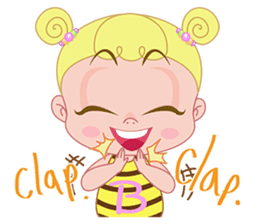 HONEY B sticker #7483748