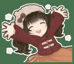 Forest girls sticker #7486113
