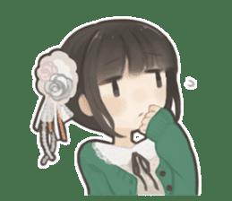 Forest girls sticker #7486117