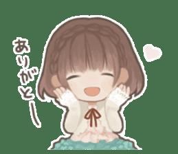 Forest girls sticker #7486124