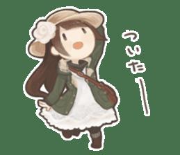 Forest girls sticker #7486125