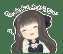 Forest girls sticker #7486130