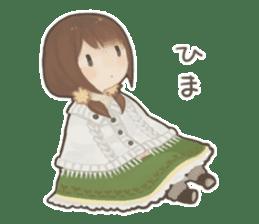Forest girls sticker #7486136