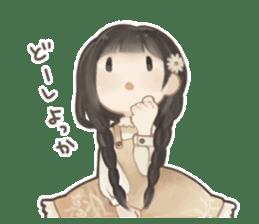 Forest girls sticker #7486140
