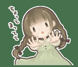Forest girls sticker #7486146