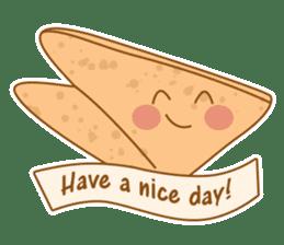 Fortune Cookie Fun Sticker Set sticker #7494613