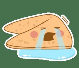 Fortune Cookie Fun Sticker Set sticker #7494623