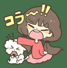 Nao Osato sticker #7501009