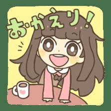 Nao Osato sticker #7501023