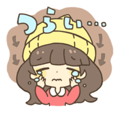 Nao Osato sticker #7501026