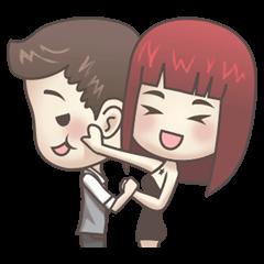 Peter & Scarlet