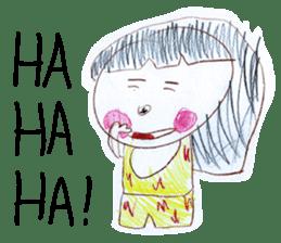 Jolie jung jung jung sticker #7512603