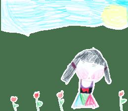 Jolie jung jung jung sticker #7512621