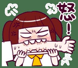 "BossTwo Girl ""S"" sticker #7514225"