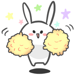 Pancake the Flat Bunny