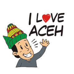 I love Aceh
