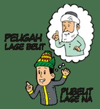 I love Aceh sticker #7521481