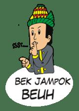 I love Aceh sticker #7521482