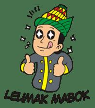 I love Aceh sticker #7521491