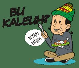 I love Aceh sticker #7521496