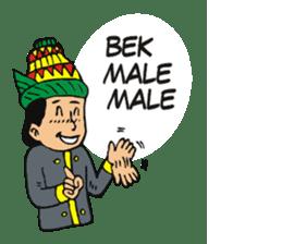 I love Aceh sticker #7521497