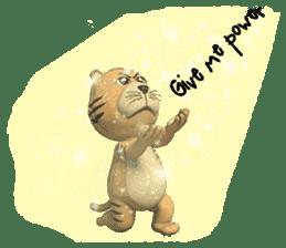 TigTig (Text version) sticker #7521794
