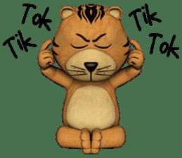 TigTig (Text version) sticker #7521801