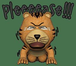 TigTig (Text version) sticker #7521807