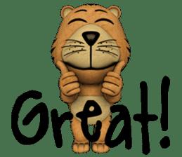 TigTig (Text version) sticker #7521808