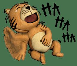 TigTig (Text version) sticker #7521811