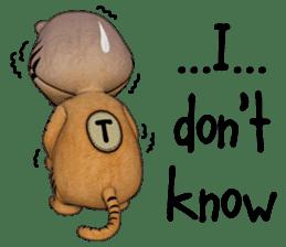 TigTig (Text version) sticker #7521816