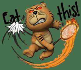 TigTig (Text version) sticker #7521822