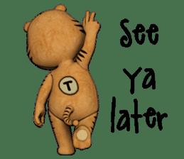 TigTig (Text version) sticker #7521827