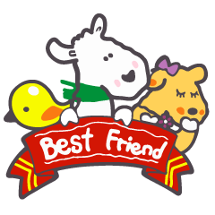 The Joy Sheep 2 (Best Friend)