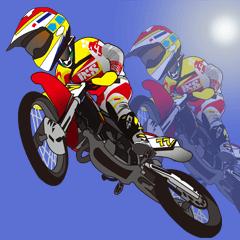 love motocross! love bike! love race!
