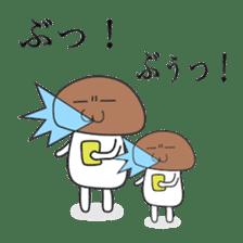 Daily conversation of Japan sticker #7527980