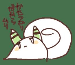 Snail-chan sticker #7531029