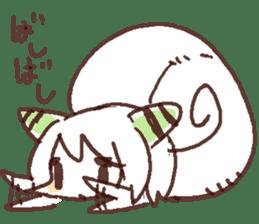 Snail-chan sticker #7531031