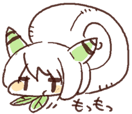 Snail-chan sticker #7531034