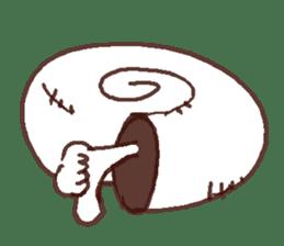 Snail-chan sticker #7531046